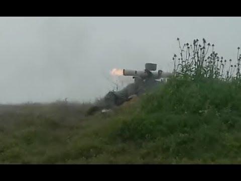 Jihadists using Anti-Tank Guided Missiles | April 2019 | Syria