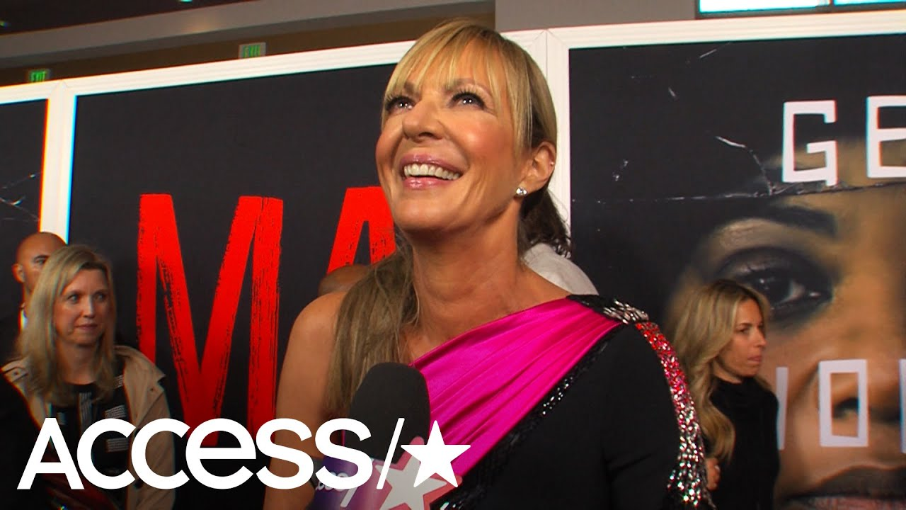 Allison Janney Nudography allison janney says audiences will be 'stunned'octavia spencer's  performance in 'ma' | access