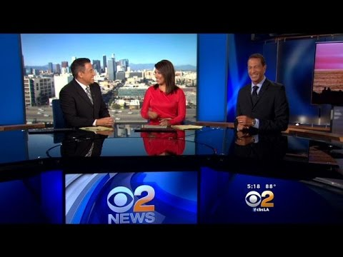 Welcome Elsa Ramon, New CBS2,KCAL9 Anchor