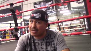 ROBERT GARCIA ON THE INFLUX OF EASTERN EUROPEAN FIGHTERS IN HIS GYM READY TO STEP UP
