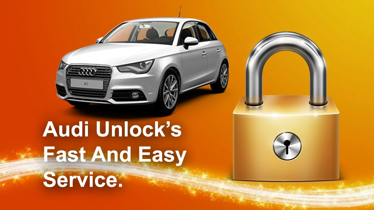 how to get audi radio code