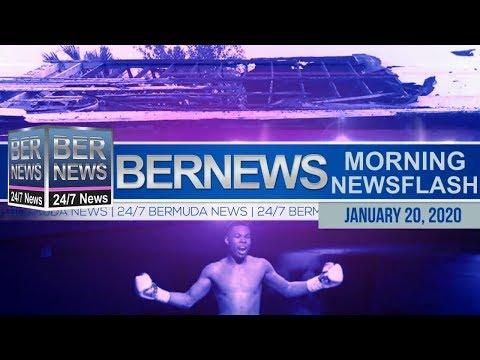 Bermuda Newsflash For Monday, January 20, 2020