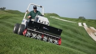 Aeration Equipment for Landscape Contractors Thumbnail