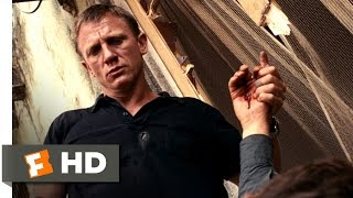 Quantum of Solace (3/10) Movie CLIP - Blank Slate (2008) HD