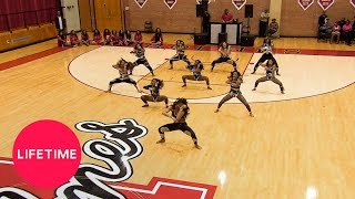 "Watch the Dancing Dolls' B Squad face off against the A"" Girls Danc..."