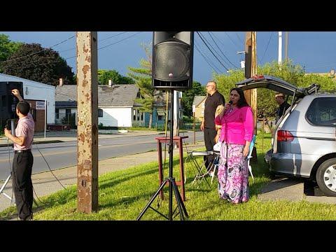 Ave. Clifford & Clinton (Rochester New York)