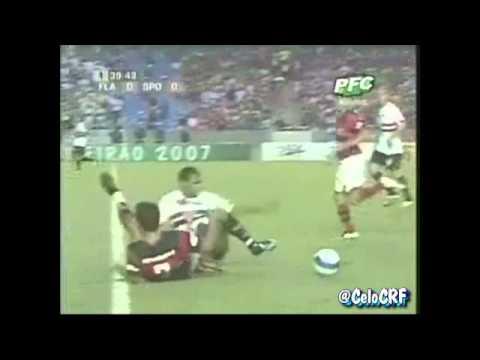 Jogo Completo: Flamengo 1x0 São Paulo [Camp. Brasileiro 2007]