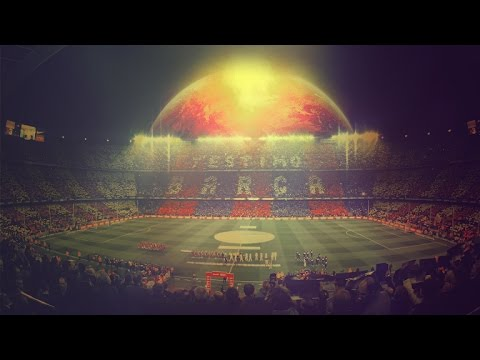 BARCELONA STADIUM TOUR!!