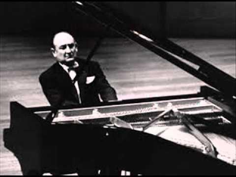 Brahms - Sonata n. 3 op. 5 - Nikita Magaloff (2/2)