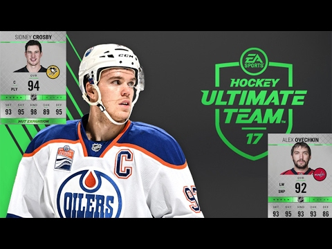 NHL 17: DRAFT CHAMPIONS UPGRADE, SERIES 2 INFO