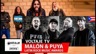 MALON en New York, PUYA desde Puerto Rico - Voltaje Indie TV