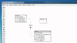 DB Designer Fork - Yapılandırma ve Temel Varlık Oluşturma