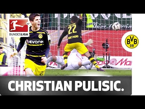 Dortmund's Last-Minute Hero - 18-Year-Old Pulisic Rescues a Point