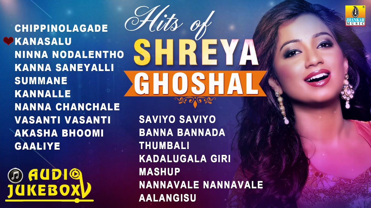 Top 10 Shreya Ghoshal songs