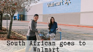 SOUTH AFRICAN GOES TO WALMART AND TRIES AMERICAN SNACKS!