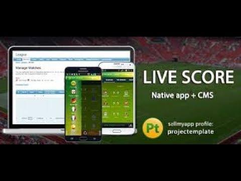 Best Live Score App (Flashscore)