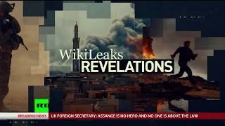 WikiLeaks revelations: War crimes, mass surveillance and corruption