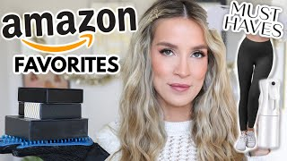 AMAZON FAVORITES - LIFESTYLE ESSENTIALS 2019 | leighannsays