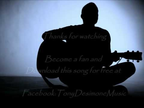 Tony DeSimone - Blame It On Me