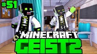 EIN ANDERER ROMAN in DER STADT?! - Minecraft Geist 2 #51 [Deutsch/HD]