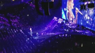Speak to a Girl Faith Hill and Tim Mcgraw Live
