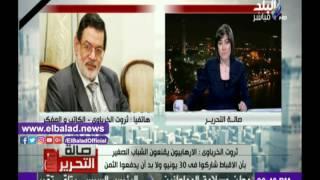 الخرباوي: إخوانية تلقت تمويلا من بنك قطري لاغتيال هشام بركات.. فيديو