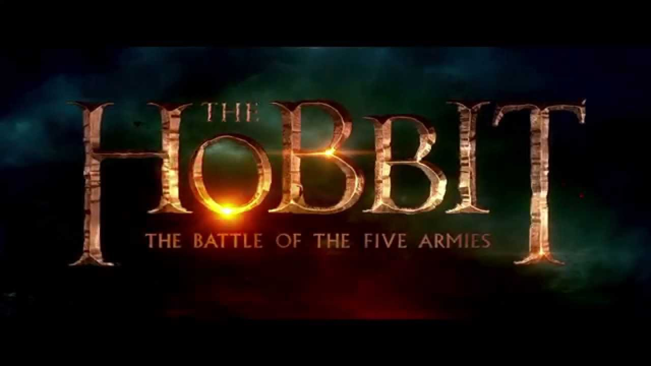 Χόμπιτ: Η Μάχη των Πέντε Στρατών (The Hobbit: The Battle of the Five Armies) - Trailer (Greek subs)