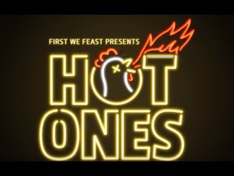 Funny Hot Ones Interviews (Hilarious Compilation)