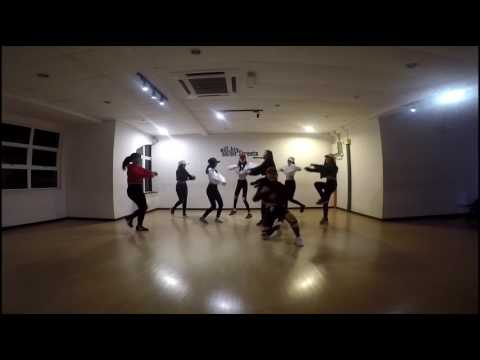 Tinashe-2on [ALiEN Dance Studio] Dance Cover By GLANZ