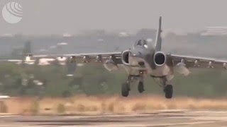 Российская авиация в Сирии с высоты птичьего полета(, 2016-05-05T09:59:36.000Z)