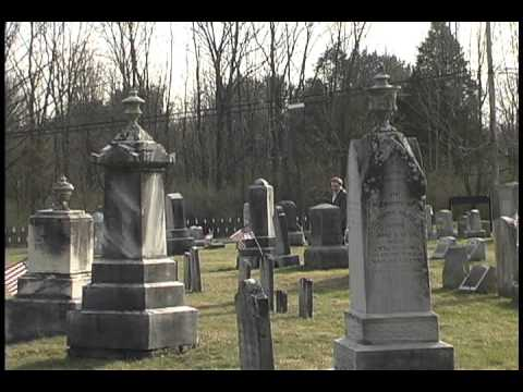Halloween Graveyard Scene Reshot YouTube