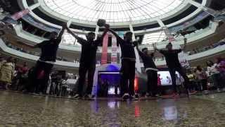 Freak N Stylz Crew Showcase for Star Sports Pro Kabaddi Promotions 2015