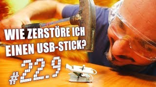 USB-Sticks verschlüsseln / Mobile CPUs / Handy-3D-Scanner [c't uplink #22.9]