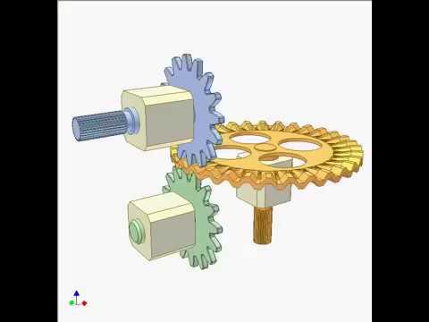 How to make  Sheet metal gears
