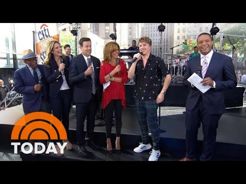 Charlie Puth Talks New Album 'Voicenotes' On TODAY: It 'Feels 100 Percent Me' | TODAY
