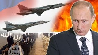 Russian Jets Over Syria and End Time Bible Prophecy!