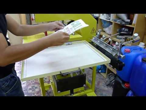 Sublimation Print on 100% cotton T shirt digital transfer printing