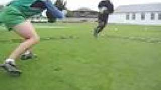 Rugby Session on Agility
