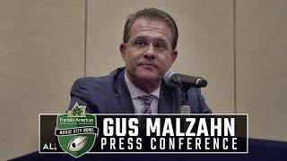 Auburn's Gus Malzahn, Purdue's Jeff Brohm preview Music City Bowl