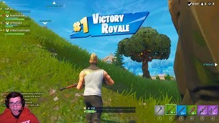 BIG FAT DUBS! Getting My First Ever Dub On Fortnite!!!