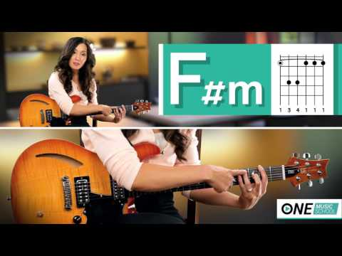 How to Play a F#m Chord on Guitar