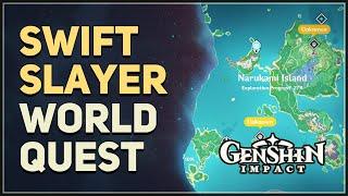 Swift Slayer Genshin Impact