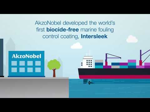 AkzoNobel develops pioneering marine fouling prevention solution based on UV-LED technology
