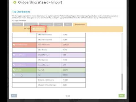 Onboarding Import Wizard - Part 9: Tagging Distributions