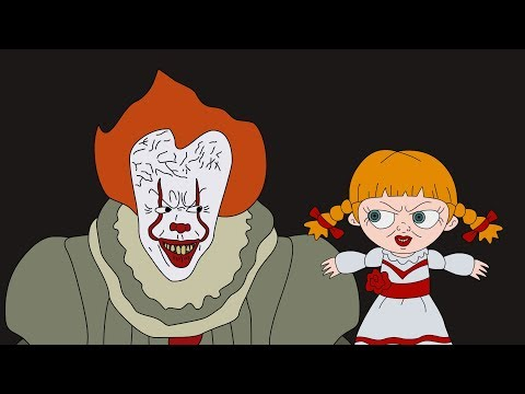 Pennywise Meets Annabelle