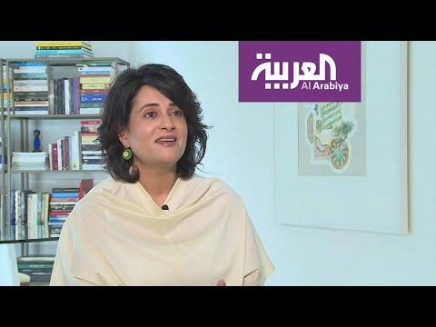 روافد | الفنانة التشكيلية البحرينية هلا آل خليفة  - 16:59-2020 / 2 / 21