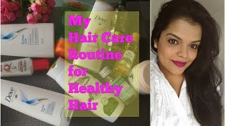 MY AFFORDABLE HAIR CARE ROUTINE, SECRET FOR LONG HAIR & BEST SHAMPOO CONDITIONER FOR DRY FRIZZY HAIR