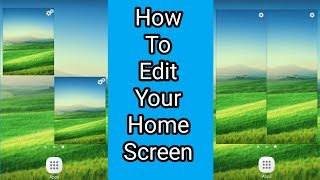 How to change your home screen ||Best Trick without any application ||LIFE HACKS HINDI ||