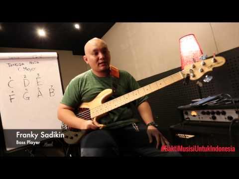 Belajar Bass : Pengembangan Tangga Nada Mayor dalam Solo - Franky Sadikin