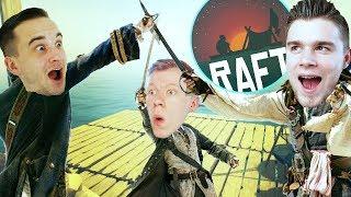 PLAGA DOŁĄCZA DO ZAŁOGI!   Raft [#5] (With: Dobrodziej)